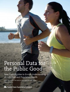 Personal Data Report Cover