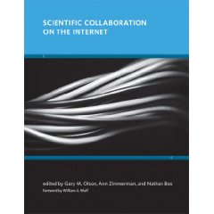 Scientific Collaboration on the Internet